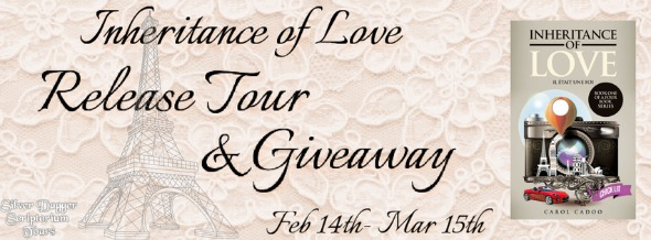 Inheritance of Love Release Tour & Giveaway