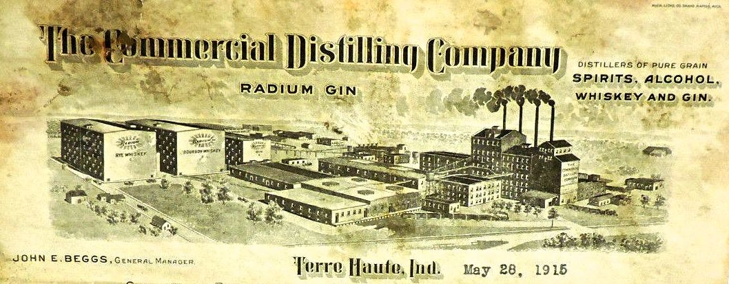 Image result for terre haute distillery