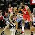 Rockets vencen a Spurs y los ponen incómodos de cara a playoffs en la NBA