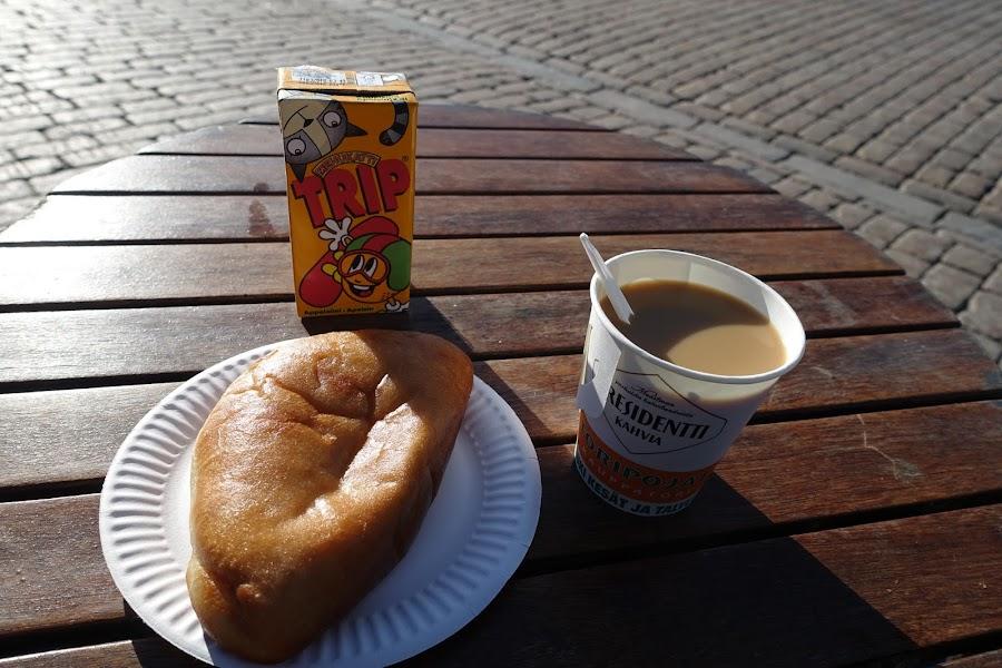 マーケット広場(Kauppatori)