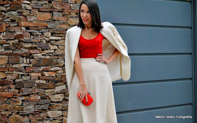 outfit, mislooks, look de otoño, como vestir en otoño, como llevar nude y crema, ginebra, bottega veneta, las pepas, como llevar rojo, july latorre, julieta latorre, asesora de imagen