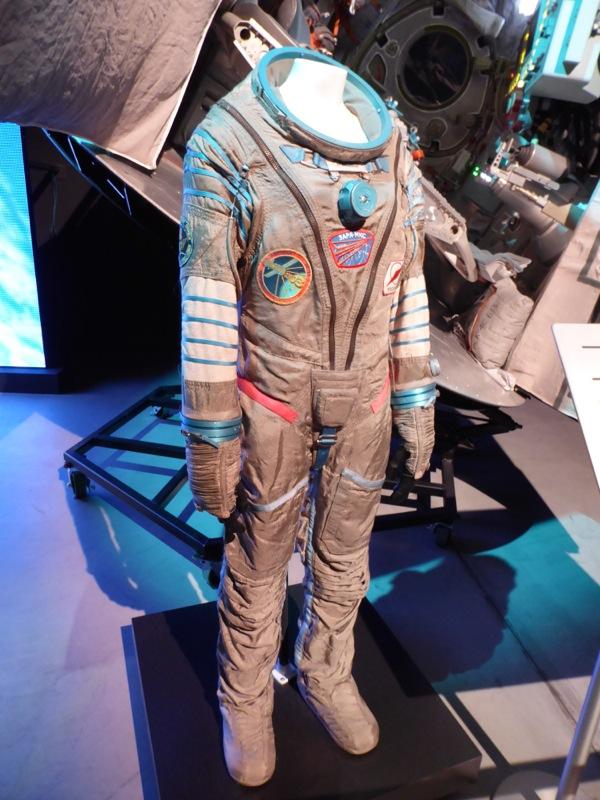 Sandra Bullock Gravity Sokol pressure suit
