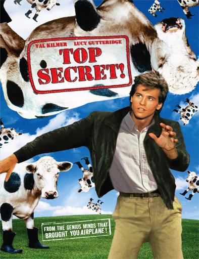 Ver Super secreto (Top Secret!) (1984) Online