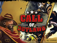 Download Game Call of Outlaws Apk Mod v1.0.9 Unlocked Weapons For Android Terbaru