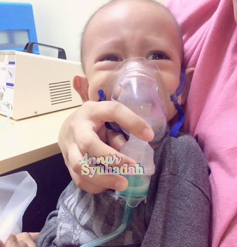 menjaga anak penghidap asthma lelah semput petua hilangkan semput cara tradisional tanda bayi semput minyak ajaib asma asthma menyerang salbutamol