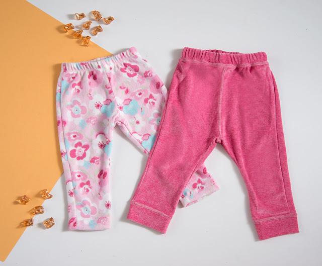 Moda invierno 2017 ropa para bebes. Moda pantalones invierno 2017.