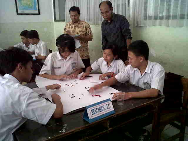Model Pembelajaran Interaktif