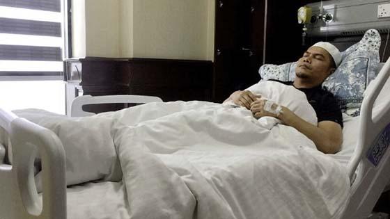 Jamal Lari Dari Hospital, Kini Dalam Senarai Orang Dikehendaki