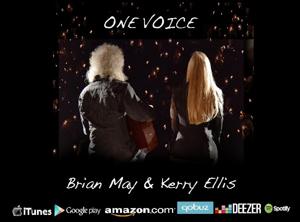 Brian May y Kerry Ellis : 'One Voice'