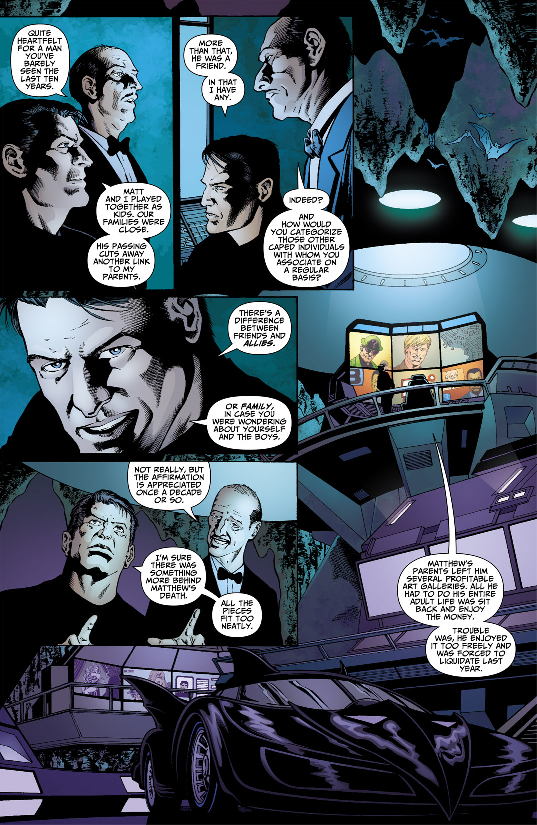 Detective Comics (1937) 828 Page 7