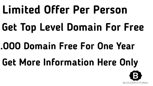 How to get.ooo domain for free