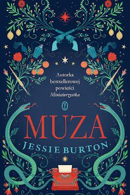 """""""Muza"""" Jessie Burton"""