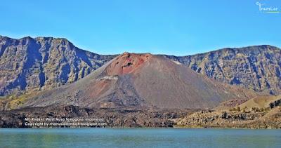 gunung barujari