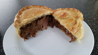 Nice Pie Steak and Cheese Pie Review