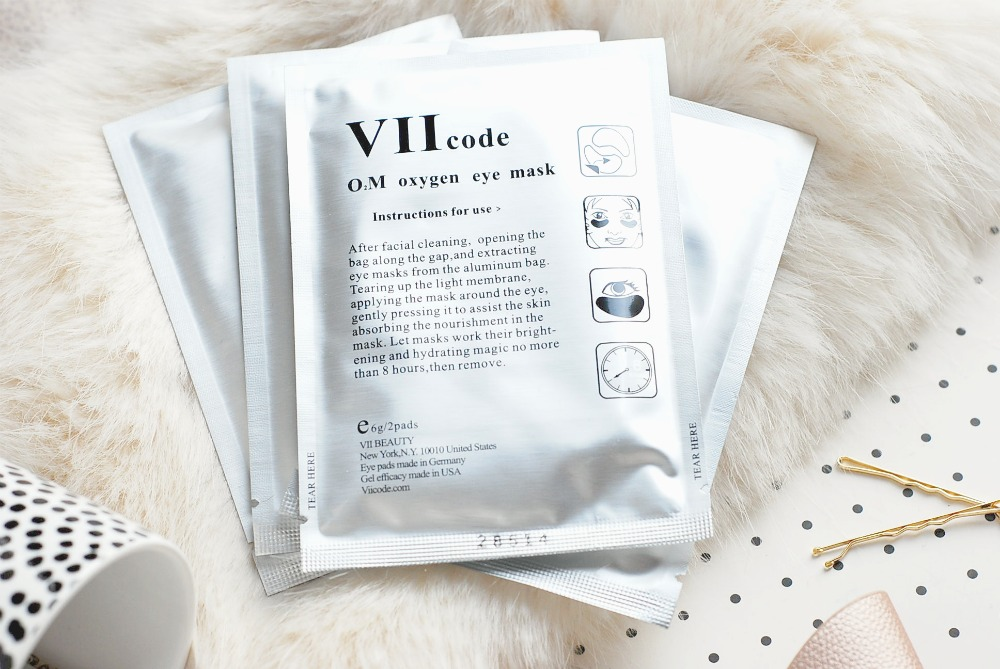 VII Code 02M Oxygen Eye Mask Review