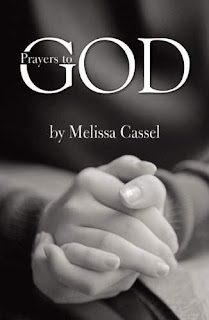 Prayers to God religious book promotion Melissa Cassel