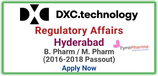 DXC-Technologies-Pvt-Ltd-Regulatory-Affairs-job