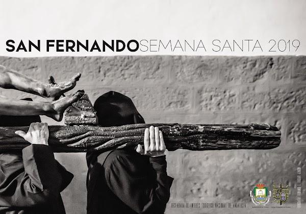 Cartel de la Semana Santa de San Fernando (Cádiz) 2019
