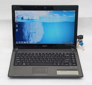 Jual Laptop Acer 4741 Bekas