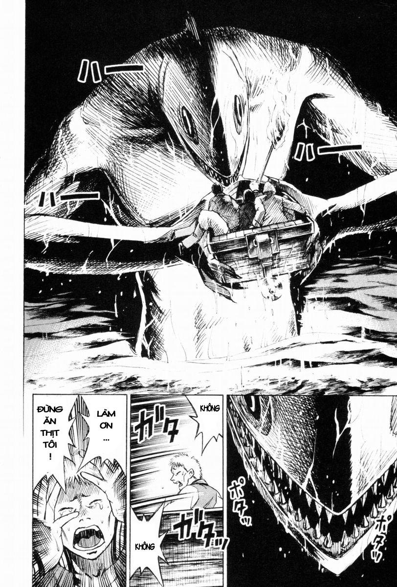 Higanjima chapter 50 trang 22