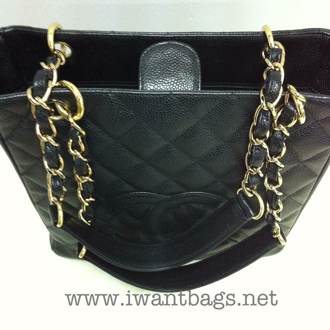 e4914ea75f55 I Want Bags backup: Chanel PST (Vintage) ~ Pre-Loved