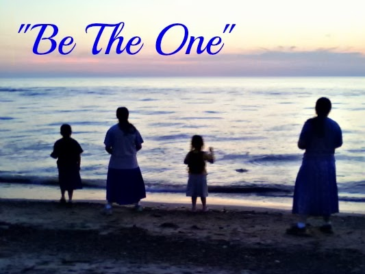 """Be The One"""