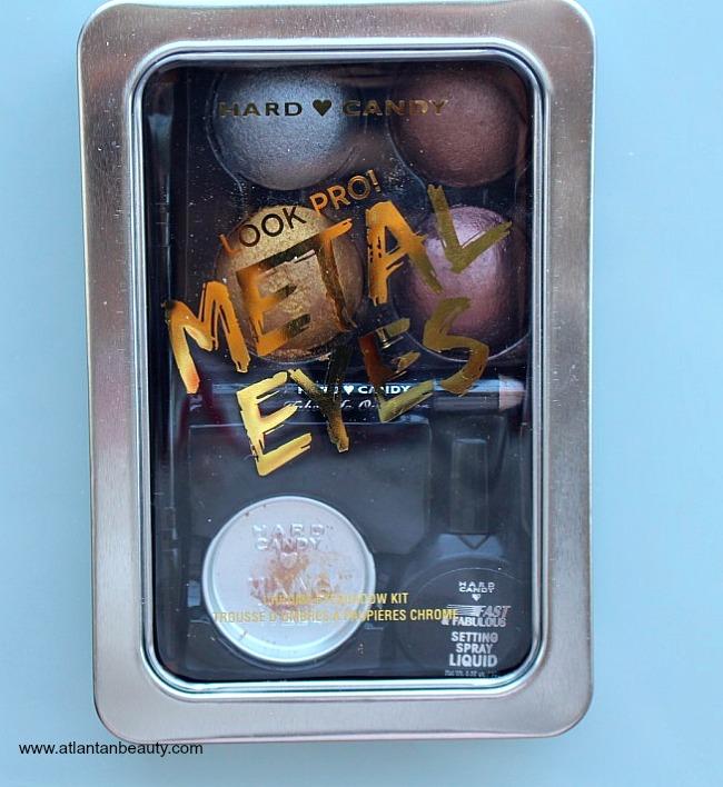 Hard Candy Metal Eyes Kit