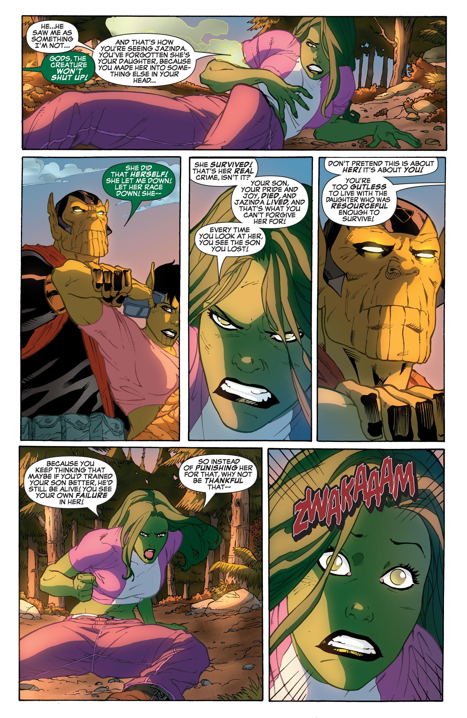 Read online She-Hulk (2005) comic -  Issue #33 - 21