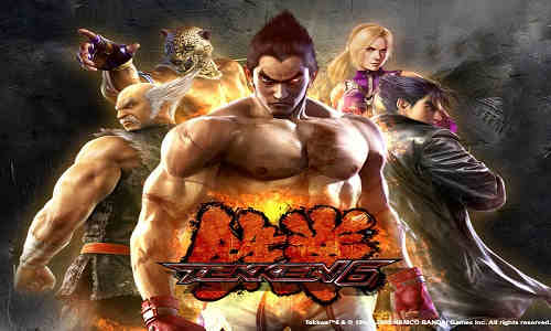 Tekken 6 Game Free Download