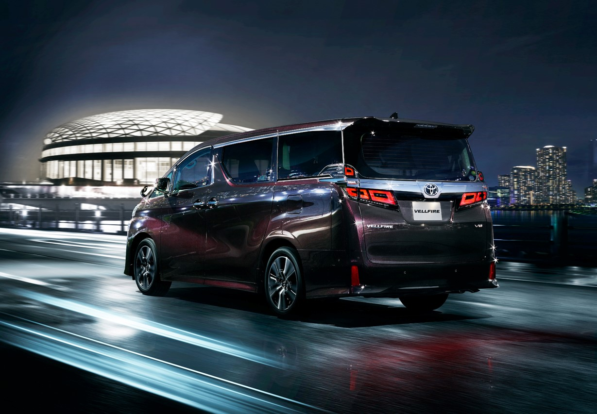 All New Alphard 2018 Redesign Harga Grand Avanza Veloz 2015 Toyota And Vellfire Facelift Malaysia Ms Blog Other Changes Are Largely Cosmetic In Nature With Both The Gaining A Redesigned Front Fascia Former Receives An Even More