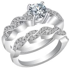 Wholesale Wedding Ring Sets Cheap