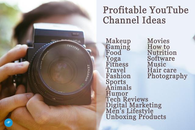 Profitable Youtube Channel Idea