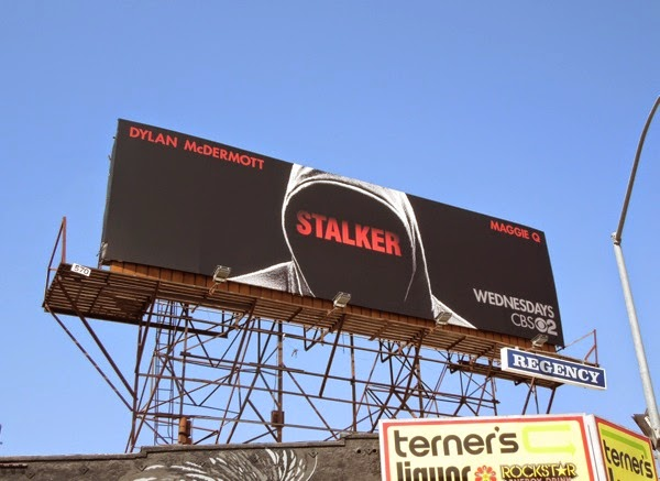 Stalker series launch billboard
