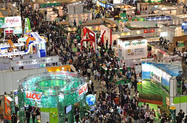 ECO PRODUCTS 2017 at Tokyo Big Sight, Tokyo