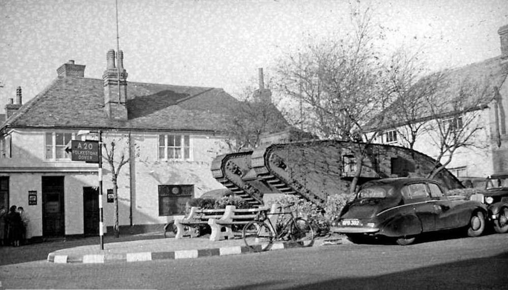 ashford tank