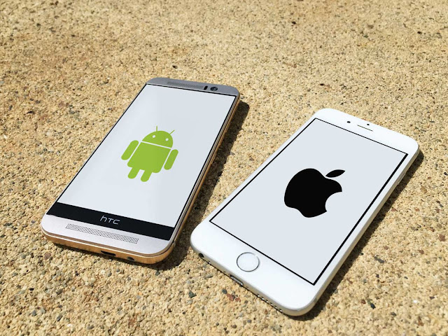 iOS Versus Android - Who's Most Troubled