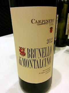 Carpineto Brunello di Montalcino 2012 (92 pts)