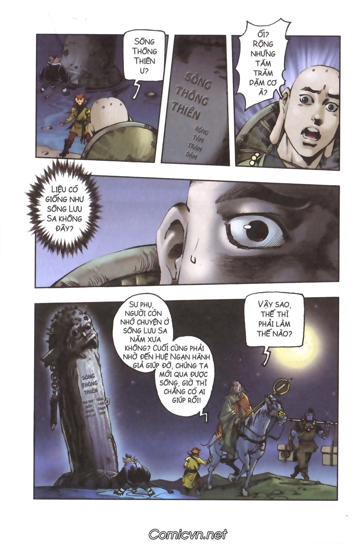 Tây Du Ký màu - Chapter 91 - Pic 8