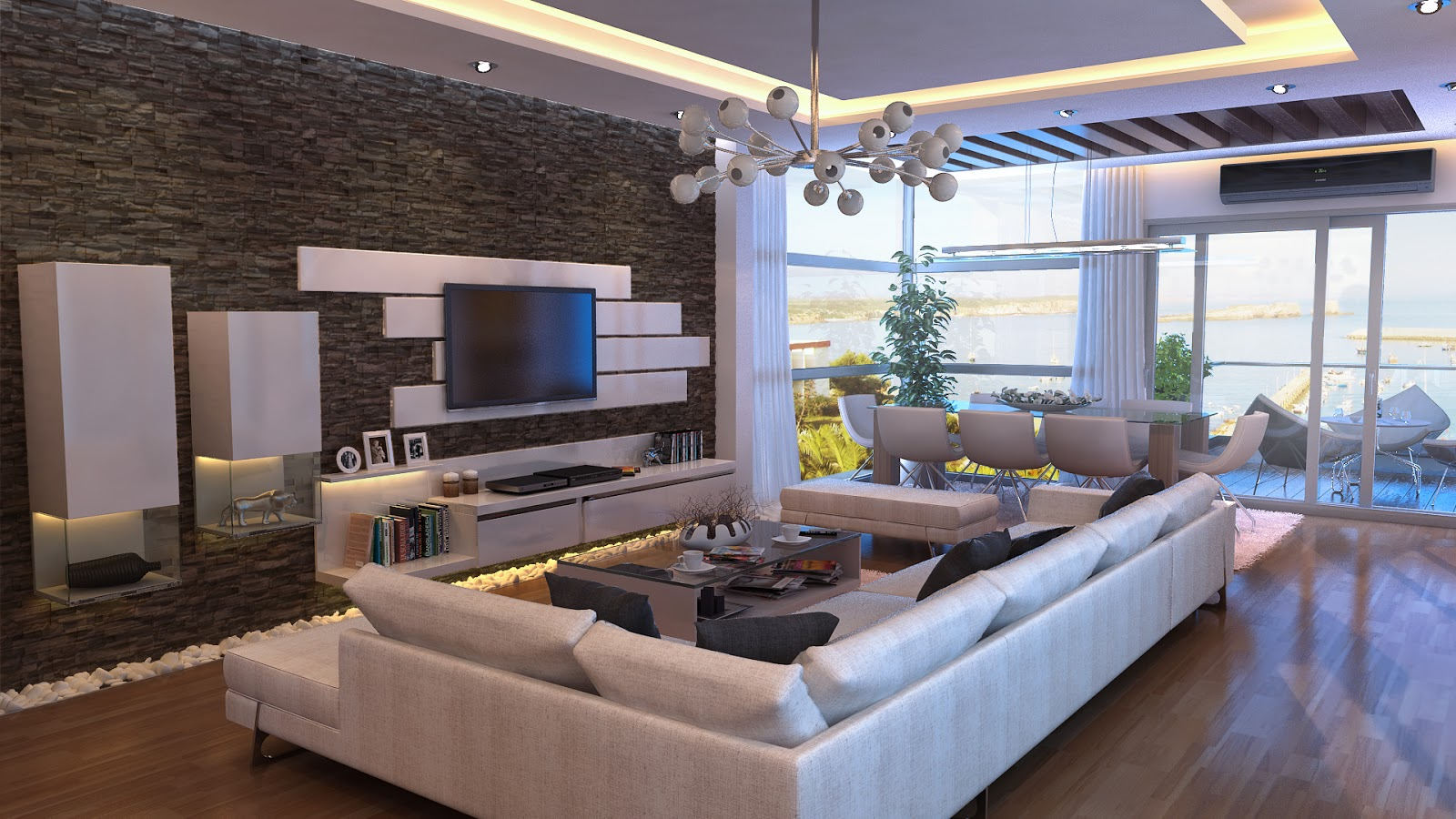 Small Bachelor Apartment Decorating Ideas