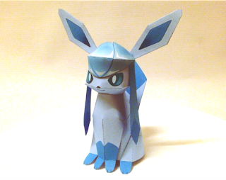 Pokemon Papercraft