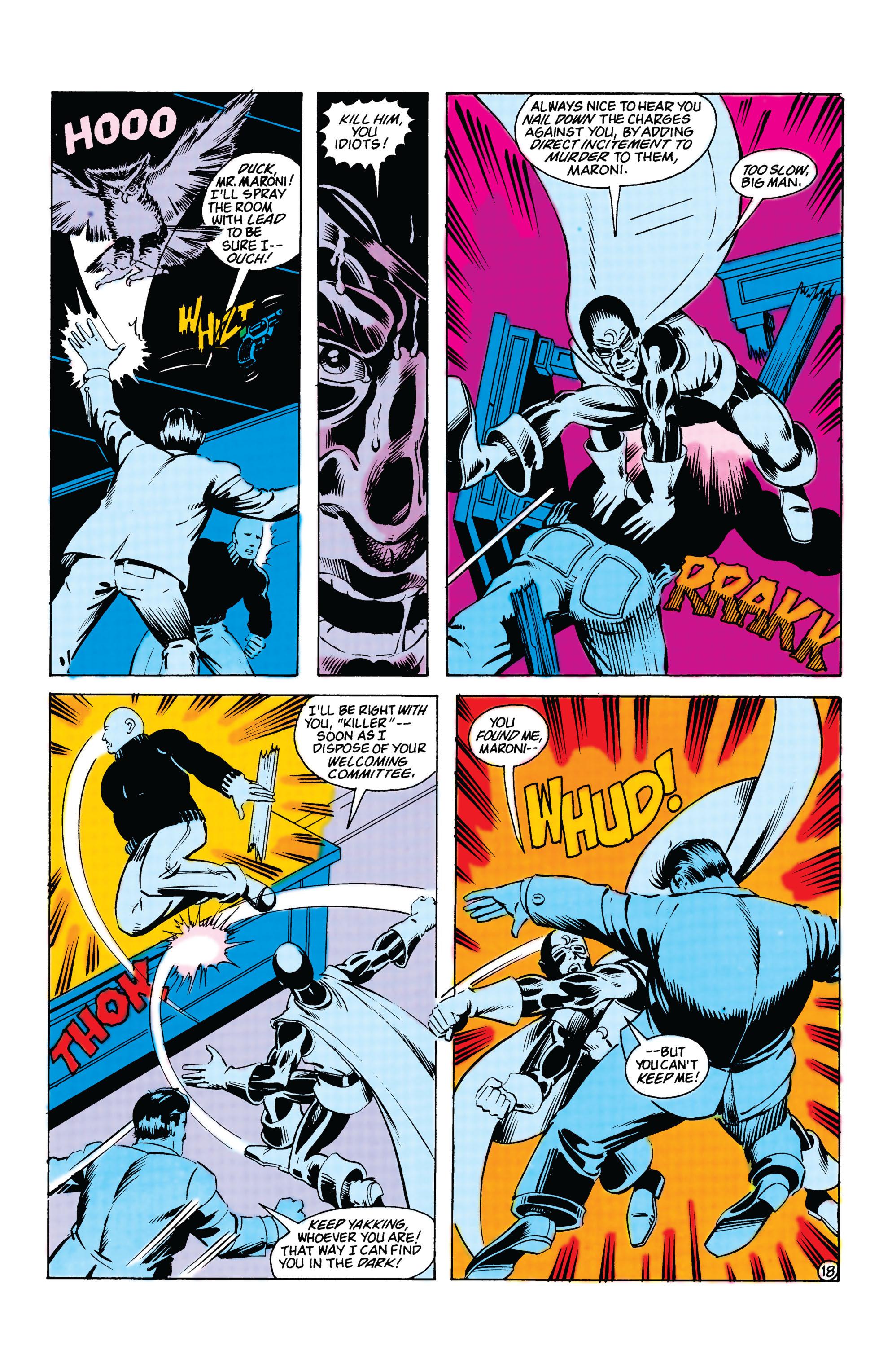 Read online Secret Origins (1986) comic -  Issue #20 - 37