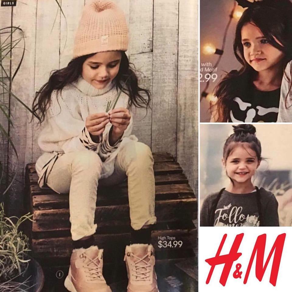 Girls' Clothing (newborn-5t) Tops & T-shirts H&m Baby Girl Top Terrific Value