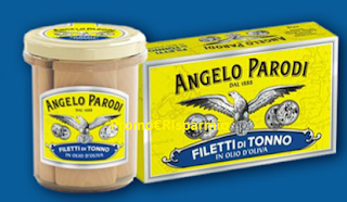 Logo Tonno Angelo Parodi: buoni sconto e ''Provami Gratis''