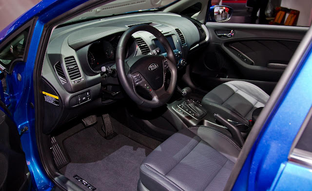 2014 Kia Forte Interior View
