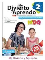 Me Divierto y Aprendo 2° grado Bloque 4 - Material Educativo - MDA 2