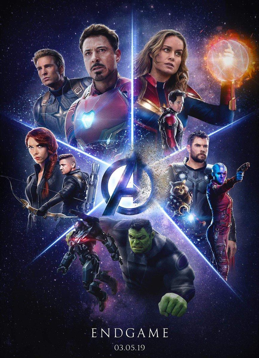 Avengers 4 Endgame 2019 À¸à¹€à¸§à¸™à¹€à¸ˆà¸à¸£ 4
