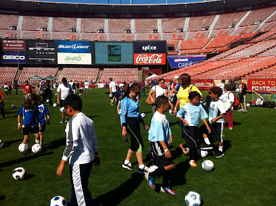 World Soccer Dribble Record Set In San Francisco