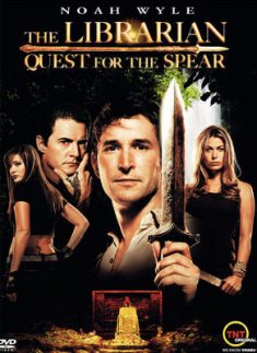 The Librarian Quest for the Spear 2004
