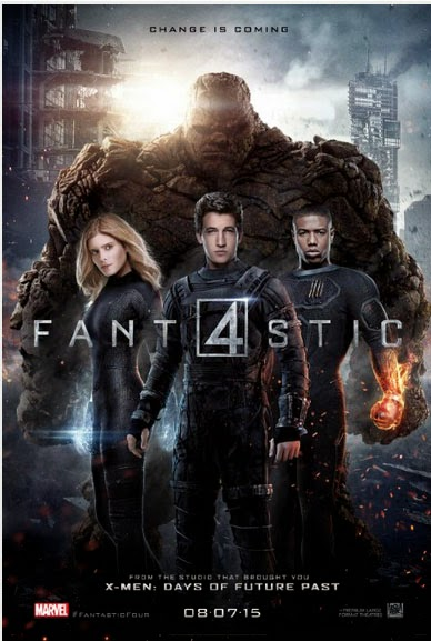 Fantastic Four Hd Hollywood English Movie Free Download -1628