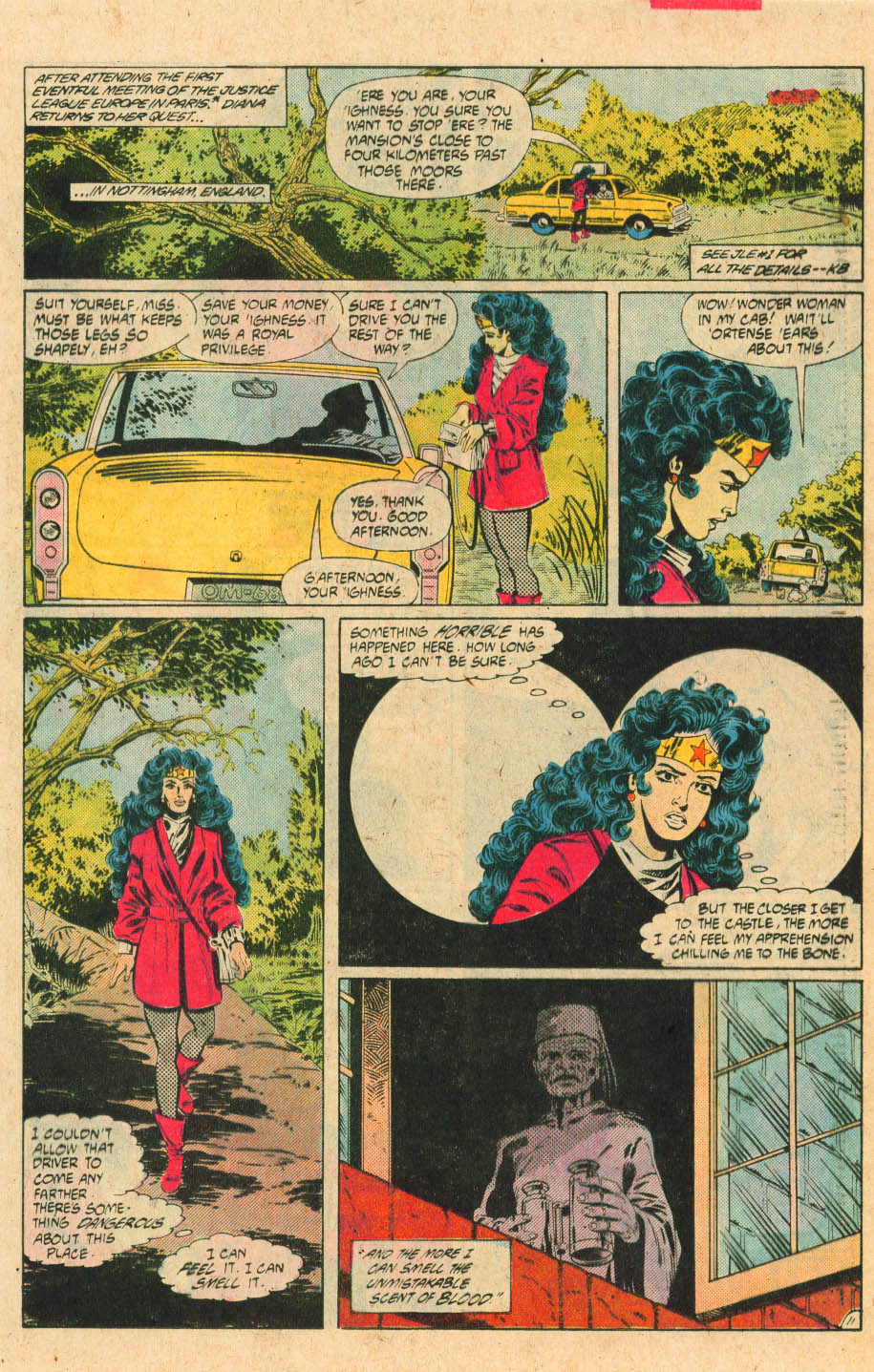 Read online Wonder Woman (1987) comic -  Issue #28 - 13